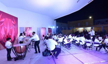 Concierto con la Banda Sinfónica Infantil y Juvenil