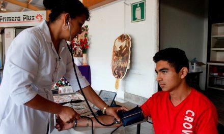 Más de 14 mil acciones de Salud en Semana Santa
