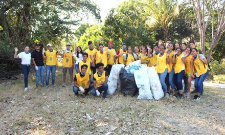 Realiza Ejército de Voluntarios limpieza de playas y ríos