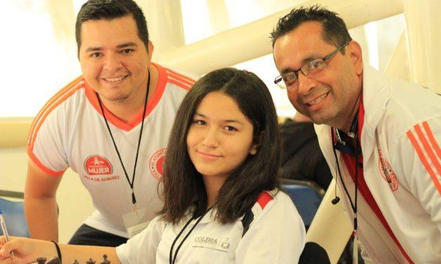 Ajedrecistas colimenses califican a Olimpiada Nacional
