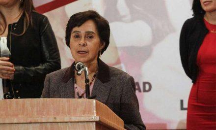 Fallece María de los Ángeles Moreno, primera presidenta del CEN del PRI