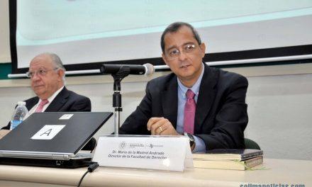 Tribunal federal revoca el nombramiento de Mario De la Madrid Andrade como Magistrado del STJE