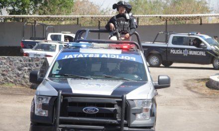 Detienen a cinco sujetos con droga: SSP