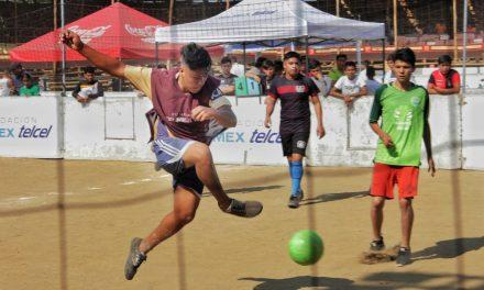 Malecón Pascuales tendrá Street Soccer Playero Goleando las Adicciones
