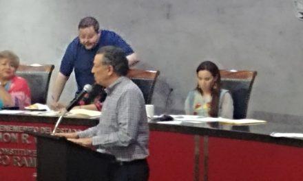 El Congreso debe tener mayor incidencia ante los problemas de la sociedad: Rogelio Rueda