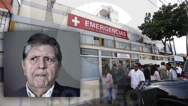Muere el expresidente peruano Alan García tras pegarse un tiro cuando iba a ser detenido