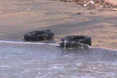 Playa de Santiago, entre las diez más contaminadas, según COFEPRIS