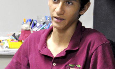 Alumno de la UdeC, uno de los representantes de México en Olimpiada Internacional de Matemáticas