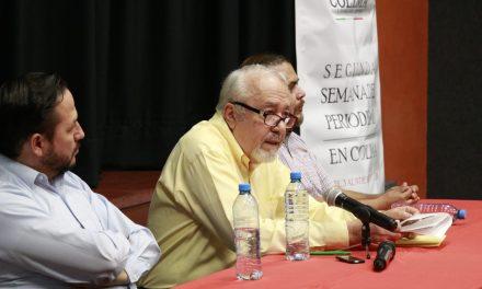 El periodismo cultural nutre a la sociedad de valores: Humberto Musacchio
