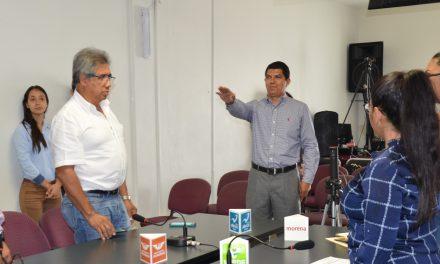 Consejo General del IEE Colima nombra a titular del Órgano Interno de Control