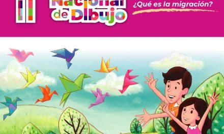 Invita DIF estatal a participar en Concurso Nacional de Dibujo