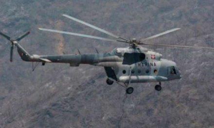 """Marino avisó que """"no había combustible"""" para helicóptero que se desplomó y dejó 6 muertos"""