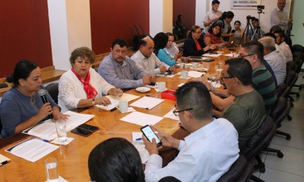 Trabajarán unidos Congreso, Imades y municipios a favor del medio ambiente