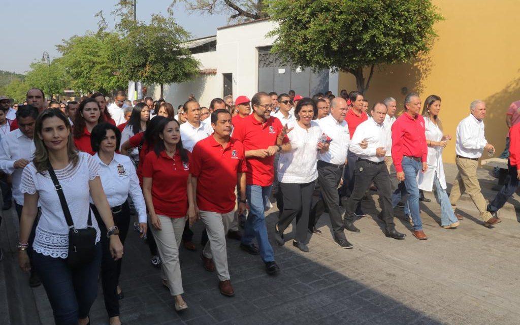 Este gobierno, seguirá atento a las luchas de los trabajadores colimenses: JIPS
