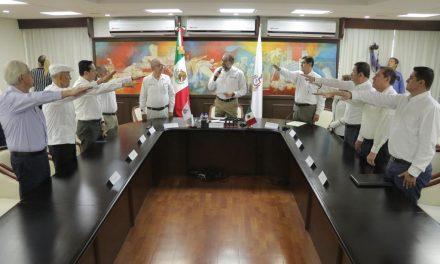 JIPS toma protesta al Consejo de la Comisión de Conciliación y Arbitraje Médico