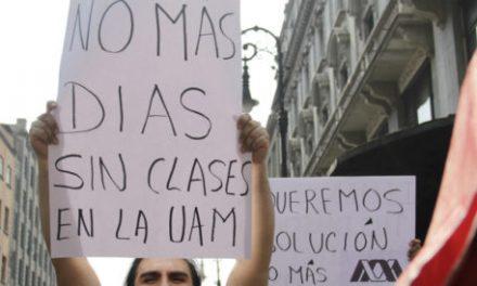 Termina huelga en la UAM; acepta sindicato propuesta salarial