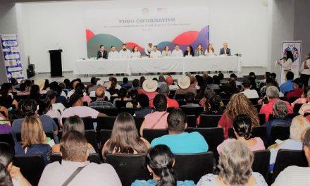 Embajada de Estados Unidos y Gobierno de Colima atienden a más de 450 personas