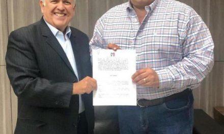 Nombra CEN del PRI a Óscar Almaraz Smer, presidente provisional del CDE en Baja California