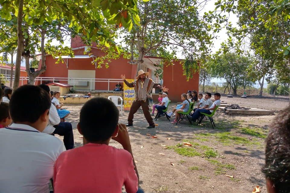 Lleva Cultura Jornadas Vamos a Jugar a 10 comunidades del Estado