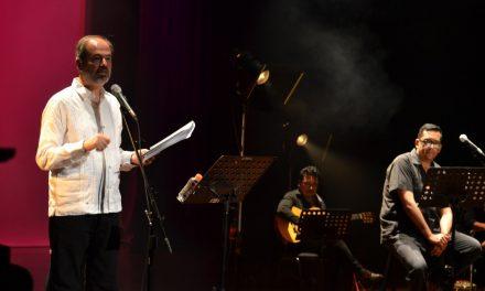 Con gran éxito se llevó a cabo el homenaje al poeta Amado Nervo en el Teatro Hidalgo