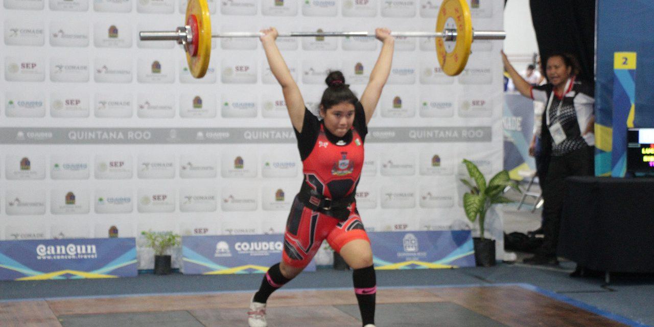 Colima logra bronce en Gimnasia de Trampolín y Levantamiento de Pesas