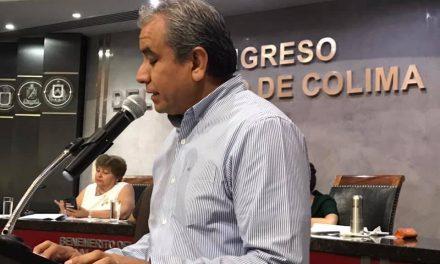 Invita diputado Rodríguez a realizar una autocrítica de lo realizado el primer año de ejercicio legislativo