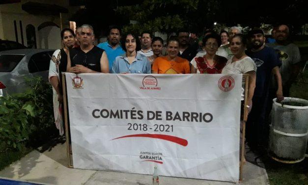 Este miércoles rinden protesta los 130 comités de barrio electos en Villa de Álvarez: Felipe Cruz