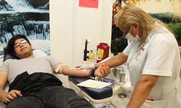 Donar sangre mejora la salud de los donantes