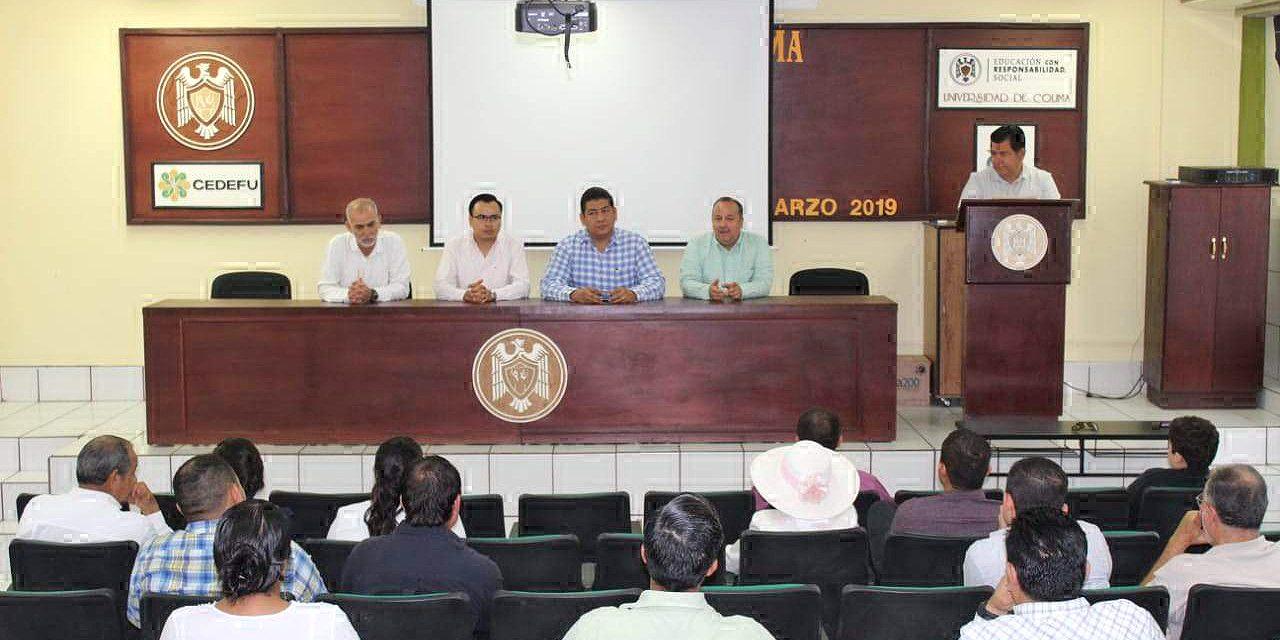 Realiza UdeC Seminario Académico de la Maestría en Agricultura Protegida