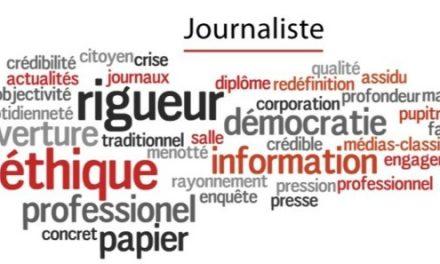 Ética para periodistas, un necesario nuevo repaso