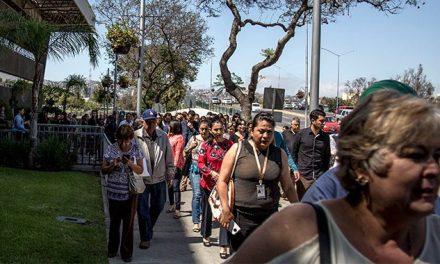 Tiembla en California con magnitud 6.9, se siente en Tijuana