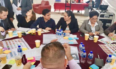 Diputados y Delegada del Bienestar asisten a Congreso de Movilidad en Hidalgo