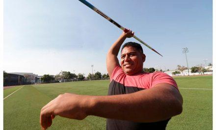 Participará atleta paralímpico colimense en Juegos Parapanamericanos de Lima