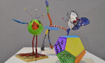 Secretaría de Cultura expone trabajos artísticos de sus talleres 2019