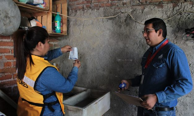 Colima, se mantiene fuera de los primeros 15 estados con dengue; se han presentado 47 casos: SSyBS
