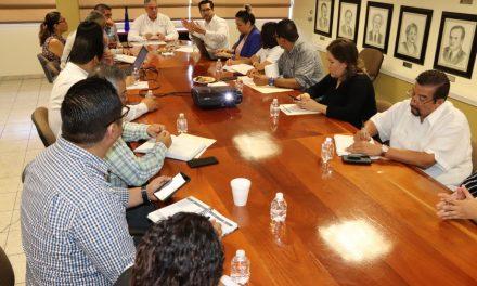 Sesionan en materia de seguimiento a la Reforma Educativa