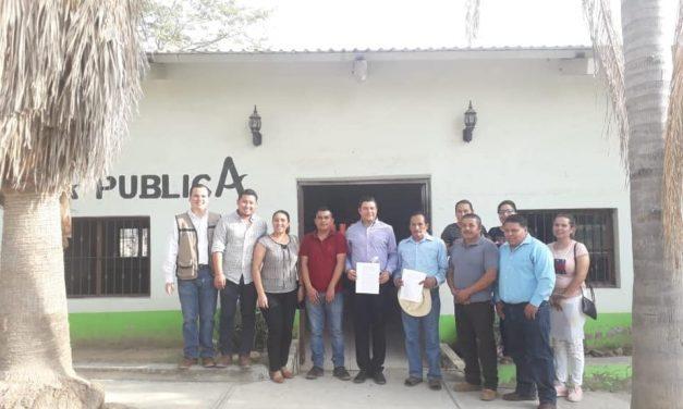 Pactan abrir nuevo Centro Territorio Joven en Paticajo, Minatitlán