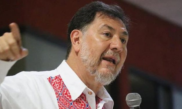 Noroña condena atentado contra alcaldesa de Manzanillo: medidas cautelares