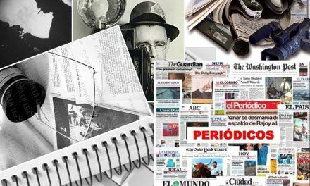 Periodismo y periodistas