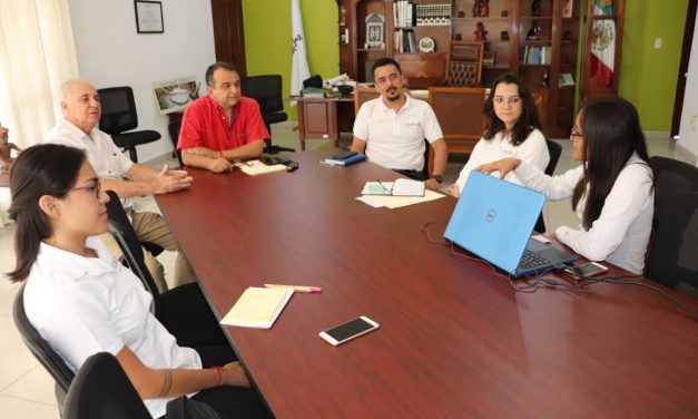 Felipe Cruz y Secretario de Movilidad, anuncian proyecto de acceso y vialidad a clínica 1 del IMSS