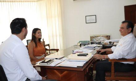 Felipe Cruz y Reina de la Feria de Colima convocan a la Primera Carrera con las Reinas de Colima