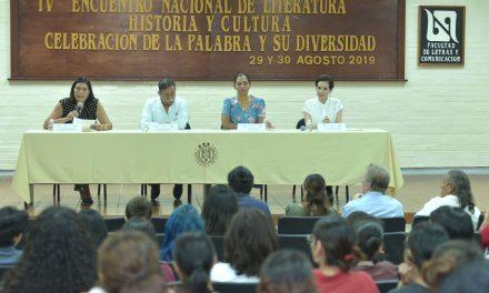 Inician reflexiones en torno al patrimonio literario y cultural de México, en la UdeC