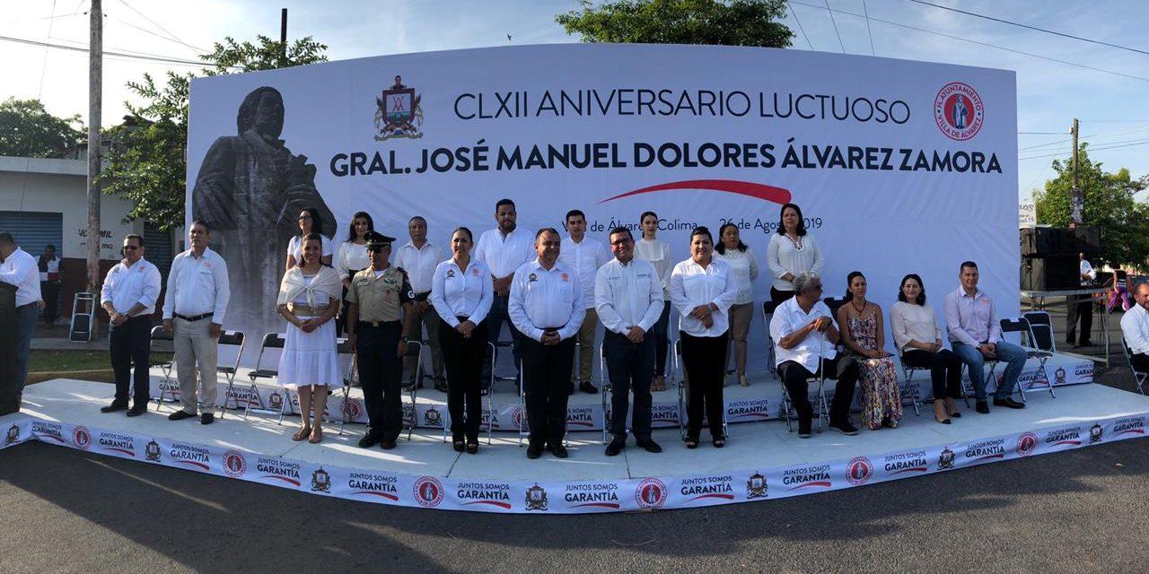 Recuerdan un aniversario más del asesinato del Primer gobernador de Colima