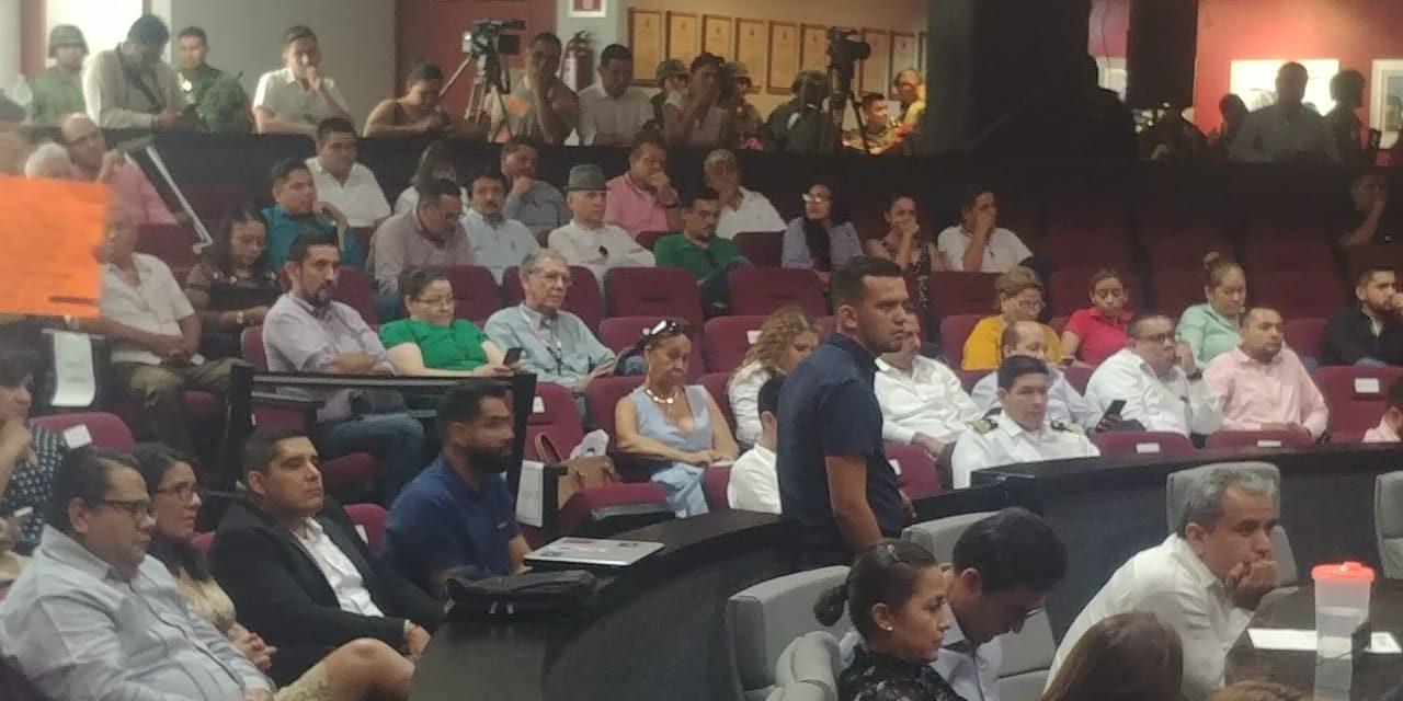 Se quedó en la orilla Ruiz Visfocri, no alcanzó la mayoría para presidir la CDHEC