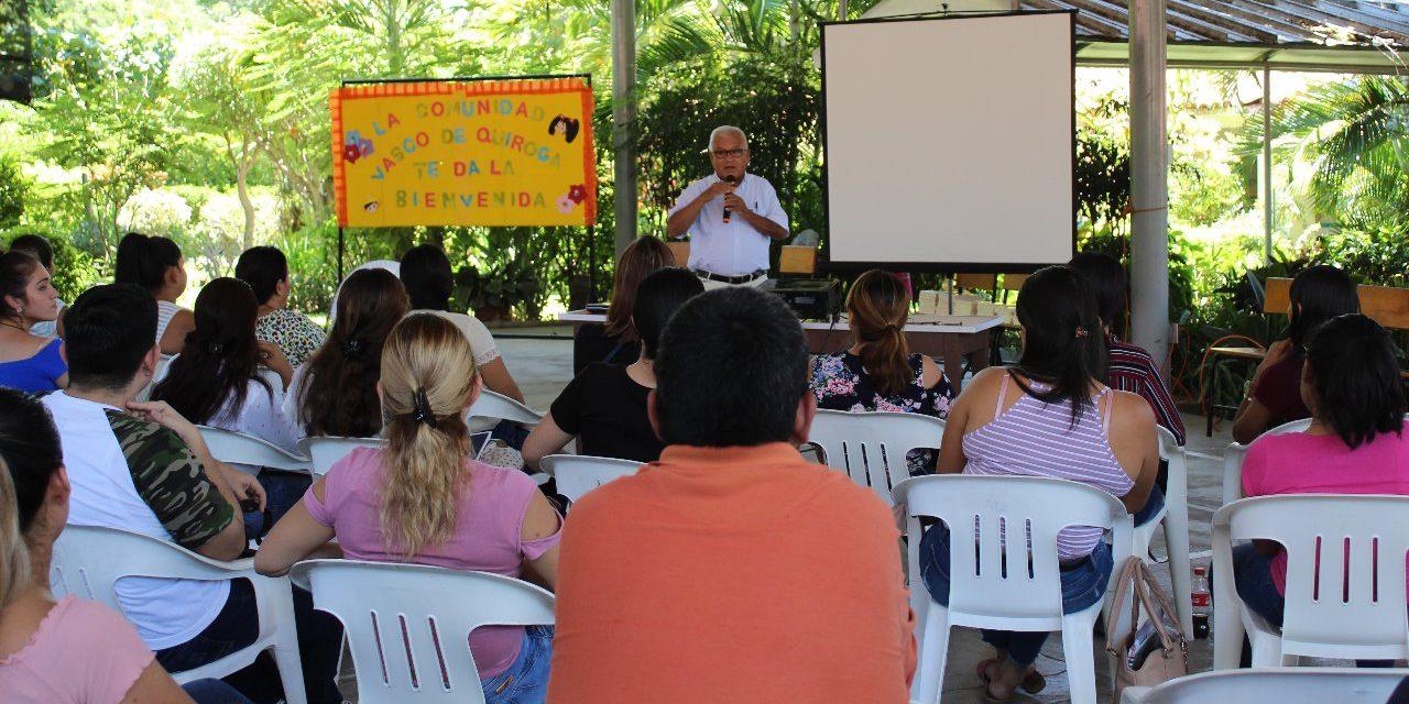 """Ofrece la Escuela """"Vasco de Quiroga"""" el diplomado Trabajo Social en el Área Educativa"""