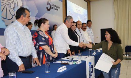 Preside Secretario de Educación inauguración de ciclo escolar del Instituto Tecnológico de Colima
