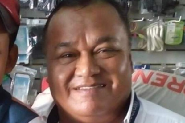 ASESINAN AL PERIODISTA JORGE CELESTINO RUIZ EN VERACRUZ