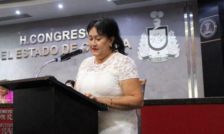 Araceli García presenta reforma a Ley de Asistencia Social, dirigida a personas y grupos que requieran de servicios para su protección