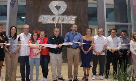 Acude Gobernador a inauguración de Aktive Sport Gym
