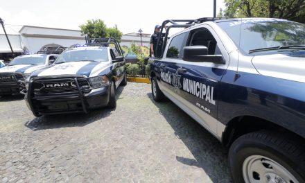 Captura SSP a tres sujetos por robo;  además, detienen a tres sujetos en posesión de droga